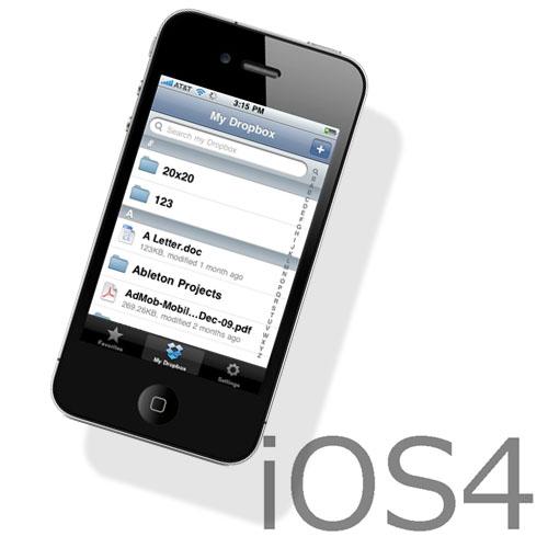IOS 4.0 en HTC Magic