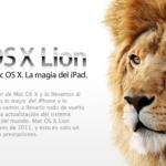 Nuevo MacOS X 10.7 Lion – Nuevas Novedades
