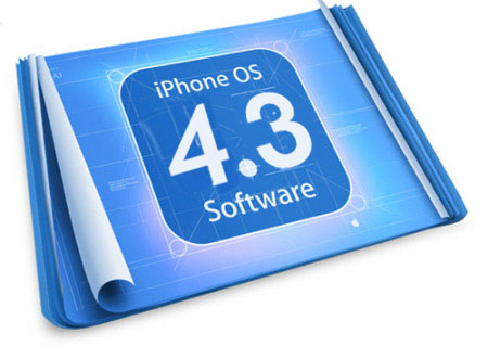 iOS 4.3.2 Actualización ya disponible