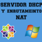 DHCP Windows Server 2008 y Nat con CentOS 6