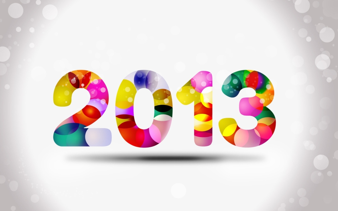 ¡¡ FELIZ AÑO 2013 !!