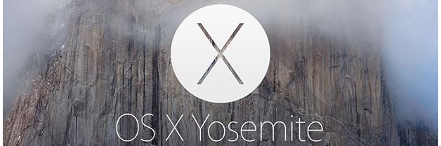 OS X Yosemite: Aplicaciones compatibles